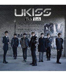 U-Kiss - Tick Tack (édition japonaise)