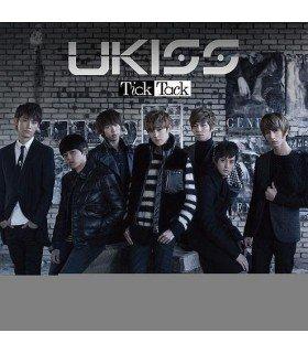 U-Kiss - Tick Tack (SINGLE+DVD) (édition japonaise)