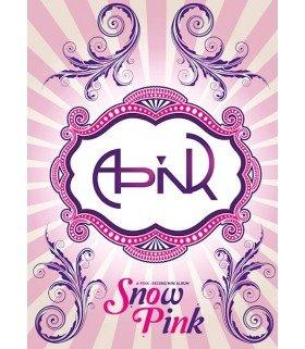 Apink 2nd Mini Album - Snow Pink (édition coréenne)
