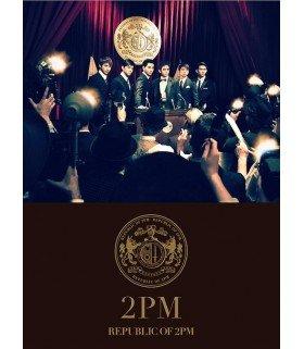 2PM - Republic of 2PM (Type B) (édition limitée japonaise)