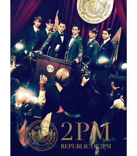 2PM - Republic of 2PM (Type A) (édition limitée japonaise)