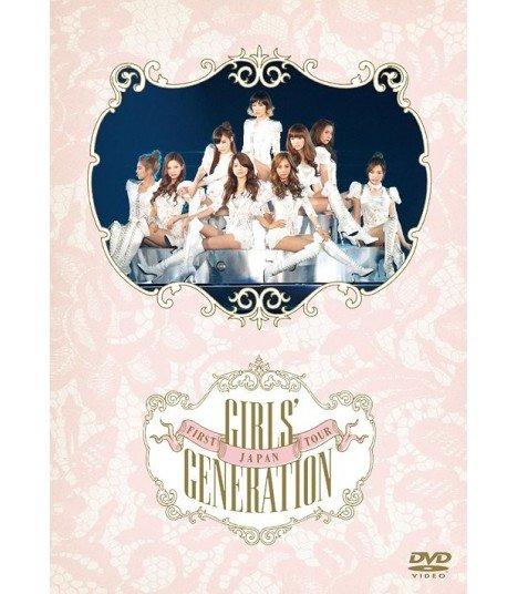 Girls' Generation - JAPAN FIRST TOUR GIRLS' GENERATION (édition japonaise)