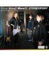 Stereopony - More! More!! More!!! (Jacket A)(ALBUM+DVD)(First Press)(édition limitée japonaise)