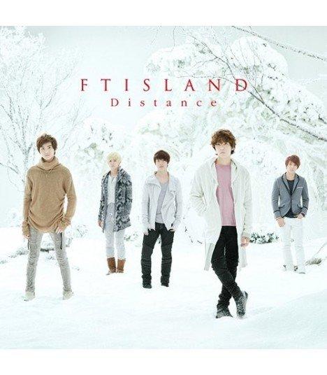 FTIsland - Distance (édition japonaise)