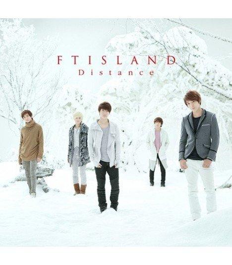 FTIsland - Distance (First Press B) (édition limitée japonaise)