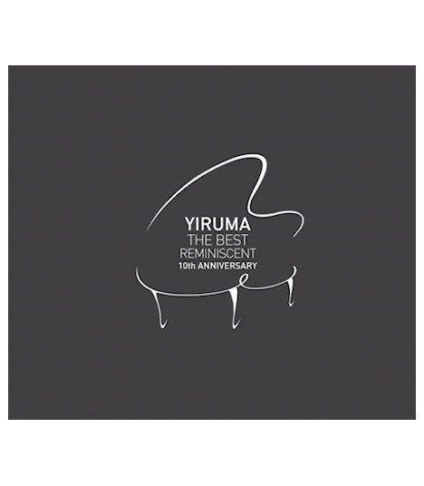 Yiruma - The Best : Reminiscent 10th Anniversary (édition coréenne)