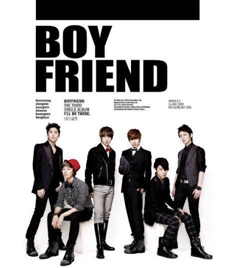 Boyfriend Single Album Vol. 3 - I'll Be There (édition coréenne) (Poster offert en pré-commande)