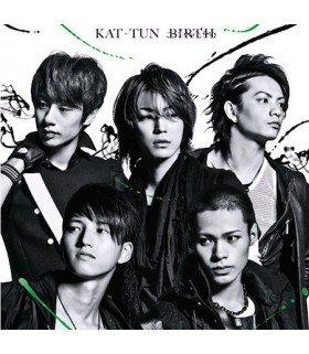 KAT-TUN - Birth (édition coréenne)