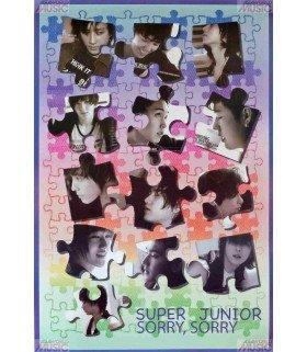 Poster SUPER JUNIOR 019