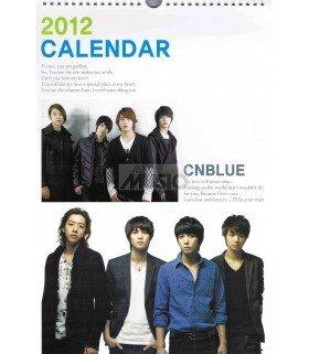 CN BLUE 2012 Calendar 45x28.5cm (mural)