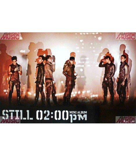 Affiche Officielle 2PM Still 2PM