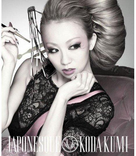 Koda Kumi - JAPONESQUE (édition japonaise)
