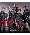 MBLAQ Mini Album Vol. 4 - 100%Ver (édition coréenne)