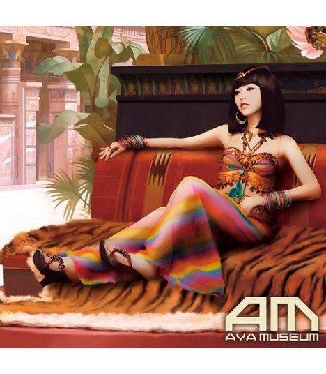 Aya Hirano - AYA MUSEUM  (2CD) (édition limitée coréenne)