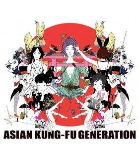 ASIAN KUNG-FU GENERATION - Best Hit AKG (ALBUM+DVD) (First Press) (édition limitée japonaise)