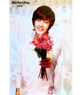 Poster SS501 (Kim Hyunjoong) 003
