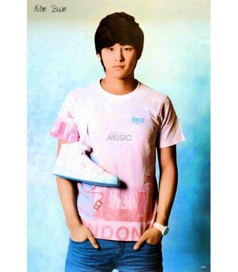 Poster drama Boys Over Flowers (Kim Bum) 002