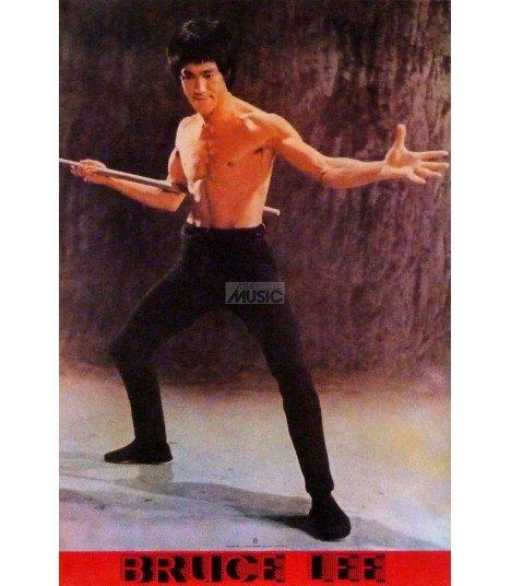 Poster Bruce Lee 002
