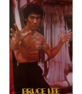 Poster Bruce Lee 004