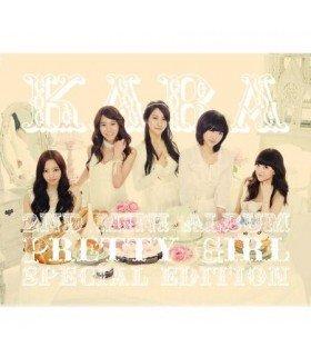 Kara 2nd Mini Album - Pretty Girl (Special Edition) (édition coréenne)