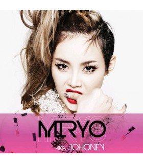 Miryo (Brown Eyed Girls) - MIRYO aka JOHONEY (édition coréenne)
