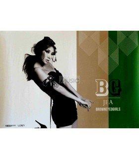 Affiche officielle Brown Eyed Girls (Jea) Vol. 4 - Sixth Sense