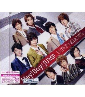 Hey! Say! JUMP - SUPER DELICATE (édition normale japonaise)