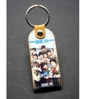 Porte clé en simili cuir ZE:A 001