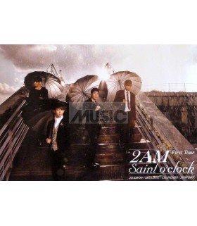 Affiche Officielle 2AM First Tour - Saint o'Clock