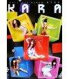 Affiche officielle Kara Album Vol. 3 - Step