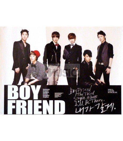 Affiche officielle Boyfriend Single Album Vol. 3 - I'll be there