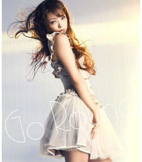 Namie Amuro - Go Round / YEAH-OH (SINGLE + DVD) (édition japonaise)
