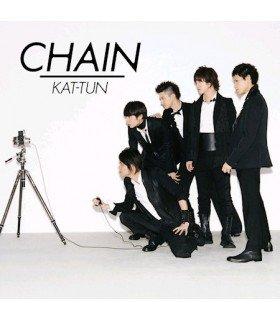 KAT-TUN - CHAIN (édition coréenne)