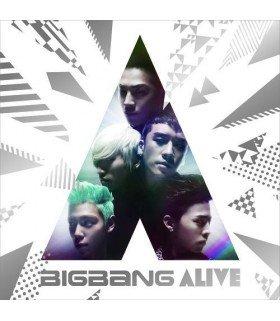 BIGBANG - ALIVE (Type D) (édition japonaise)