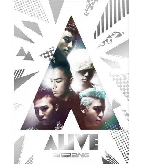 BIGBANG - ALIVE (ALBUM+2DVD+PHOTOBOOK) (Type A) (édition limitée japonaise)