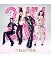 2NE1 - COLLECTION (ALBUM+DVD) (édition japonaise)