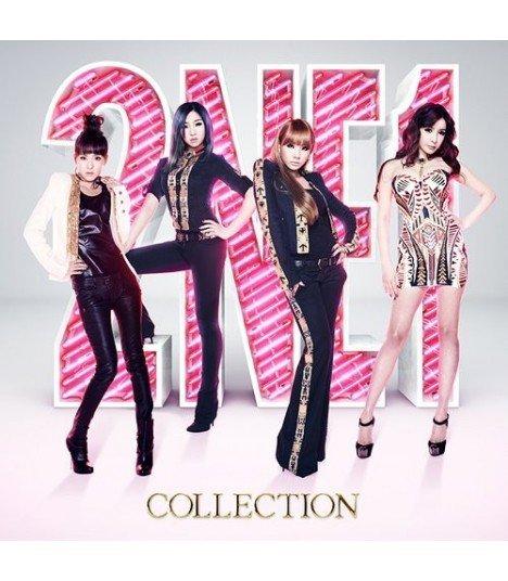 2NE1 - COLLECTION (ALBUM+2DVD+PHOTOBOOK) (édition japonaise)