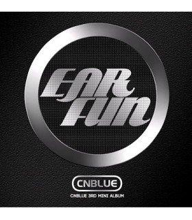CNBLUE Mini Album Vol. 3 - Ear Fun (édition coréenne)