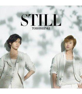 Dong Bang Shin Ki - STILL (SINGLE+DVD) (First Press) (édition limitée coréenne)