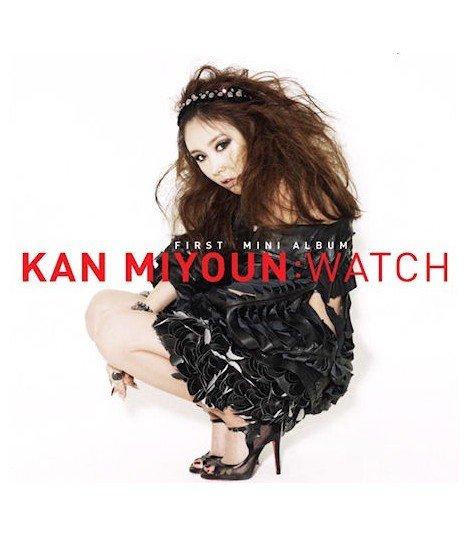 Kan Mi Youn Mini Album Vol. 1 - Watch