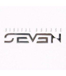 SE7EN 1st Mini Album - Digital Bounce