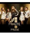 4Minute - Muzik (Jacket A) (CD+DVD) (édition coréenne)