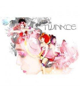 Girls' Generation (소녀시대-태티서) - Taetiseo Mini Album Vol. 1 - Twinkle (édition coréenne)