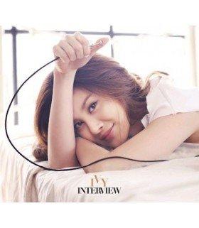 Ivy (아이비) Mini Album - Interview (édition coréenne)