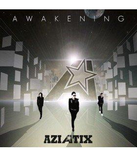 Aziatix (아지아틱스) Mini Album - Awakening (édition coréenne)