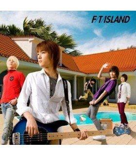 FTIsland - Brand-new Days (CD+DVD) (édition limitée coréenne)
