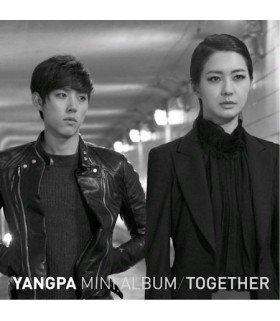 Yangpa (양파) Mini Album - Together (édition coréenne)