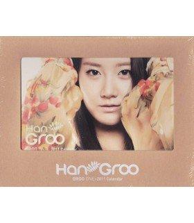 Han Groo Mini Album Vol. 1 - Groo One (CD + Calendrier 2011)