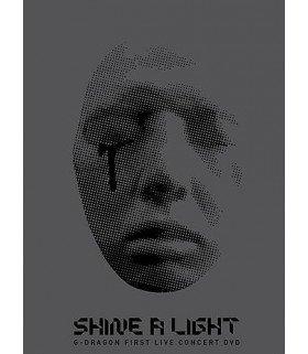 G-Dragon (지드래곤) Concert - Shine A Light (DVD) (Repackage Uncut Version) (édition coréenne)