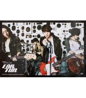 Affiche officielle CNBLUE Mini Album Vol. 3 - Ear Fun